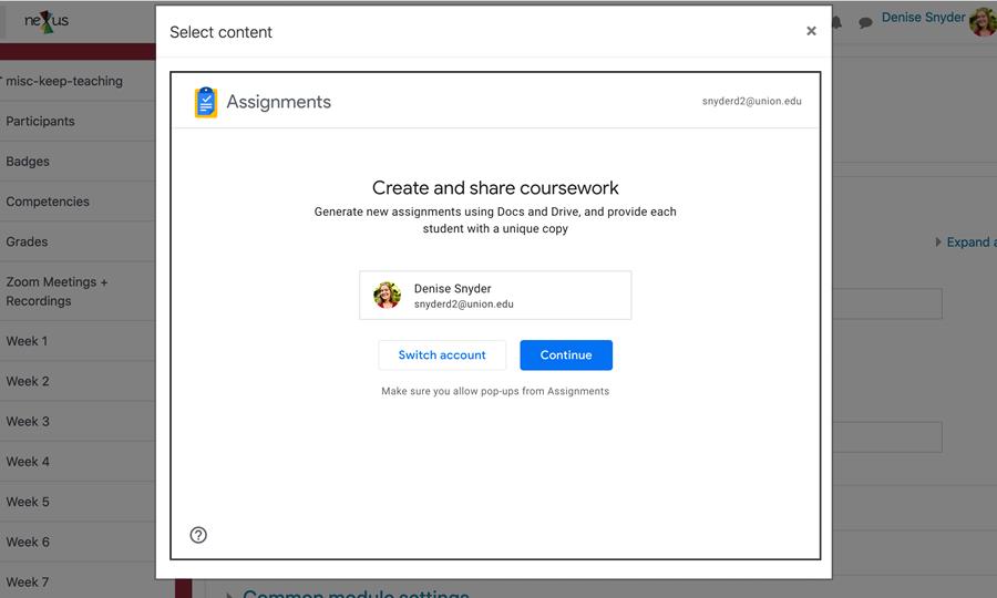 Verify Your Email Screenshot