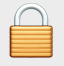 Image: Mac lock icon