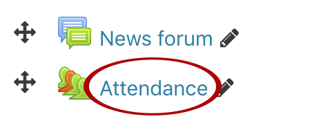 Image: Nexus Attendance