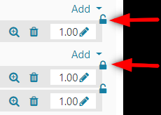 Image: Nexus- lock/unlock questions for dependencies