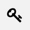Image: Nexus password icon