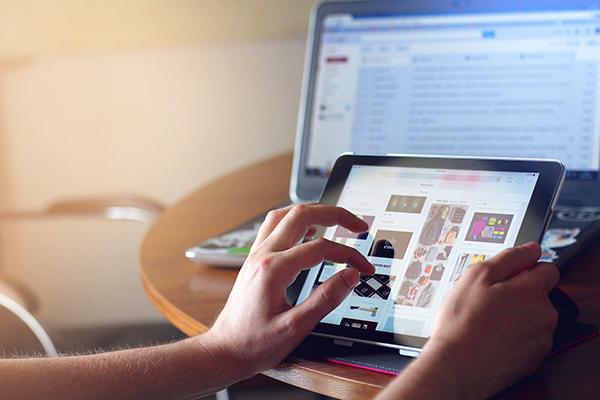 Image: generic photo of laptop and iPad