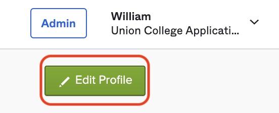 Edit Profile