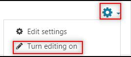 Image: Nexus- turn editing on link