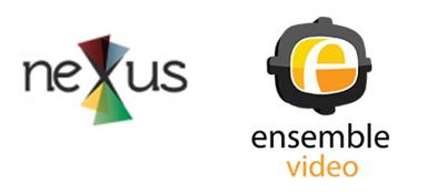 Image: Nexus and Ensemble logos