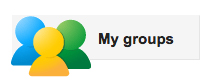 Image: Google My Groups icon
