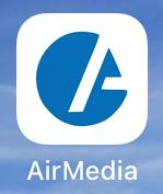 Image: App Store AirMedia icon