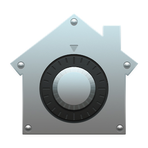 Image: Mac Security and Privacy icon