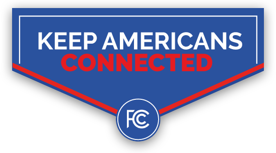 image: Keep Americans Connected logo