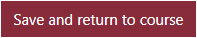 "Image: Nexus ""Save and return"" button"