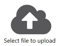 Slect file icon